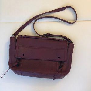 3.1 Phillip Lim Pashli Messenger bag (burgundy)